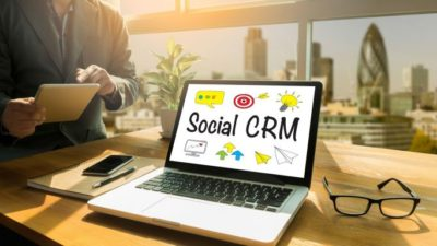 Social CRM Software Market