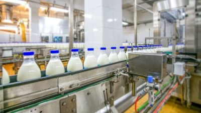 Dairy Processing Equipment Market