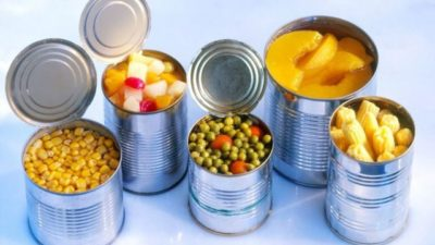 Canned Foods Market