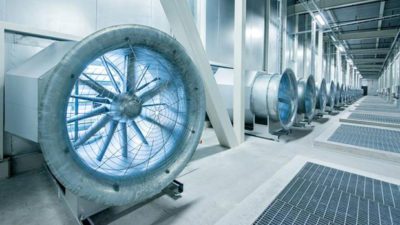 US & Europe Data Center Cooling Market