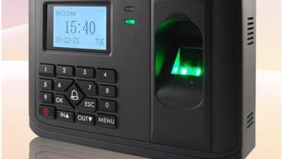 Fingerprint Access Control System Market