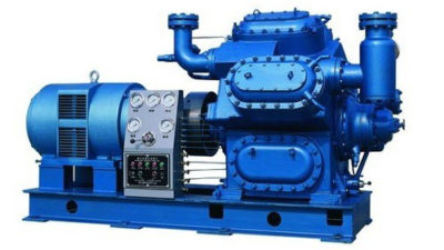 Industrial piston compressor market
