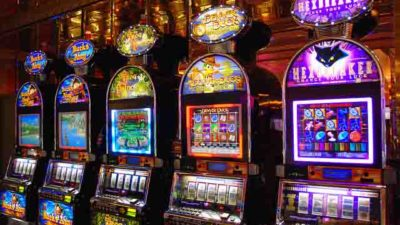 Slot Machines Market
