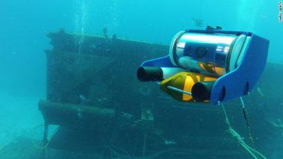 Underwater Robotics Market