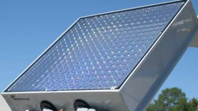 Concentrated Photovoltaic Market