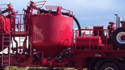 Well Cementing Services Market
