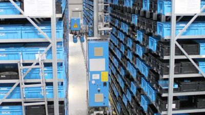 Automated Storage and Retrieval Systems Market