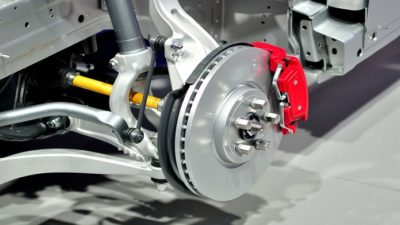 Automotive Brake Systems Market