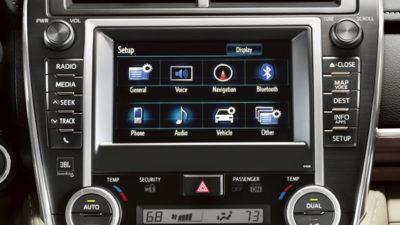 Automotive Infotainment Systems Market