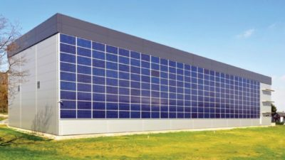 Building Applied Photovoltaics (BAPV) Market
