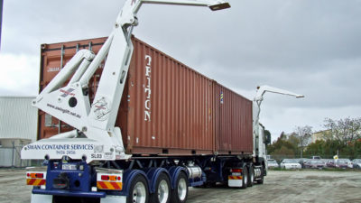 Container Handling Equipment Market
