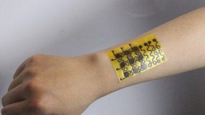 Electronic Skin Market