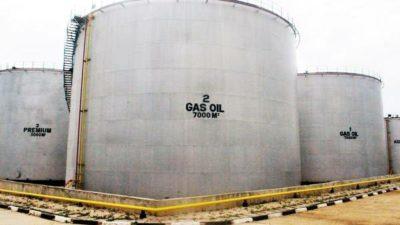 Oil Storage Market