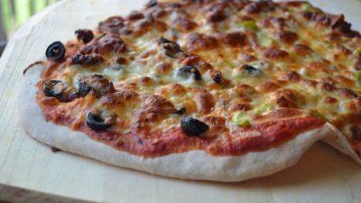 Frozen Pizza Market