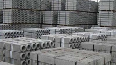 Precast Solid Concrete Products Market