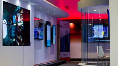 Transparent Digital Signage Market