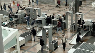 X-Ray Security Screening Systems Market