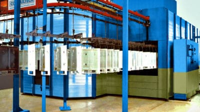 Powder Coatings Equipment Market