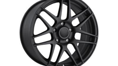 Automotive Wheel Rim Market