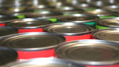 Food & Beverage Cans Market