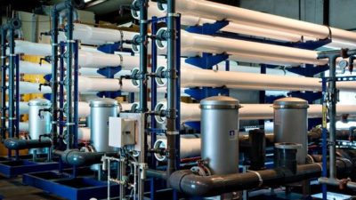 Water & Wastewater Treatment Equipment Market
