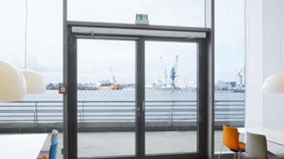 Automatic Door Market
