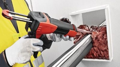 Flexible Firestop Sealant Market