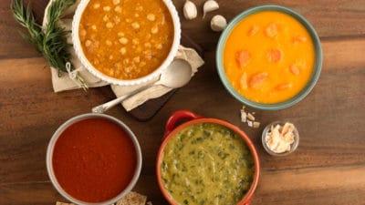 Organic Soups Market