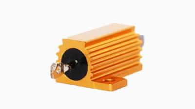 Wirewound resistors Market