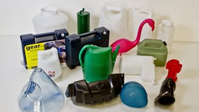 Blow Molded Plastics Market