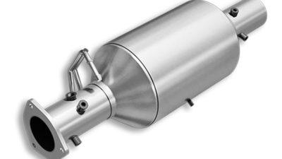 Diesel Particulate Filter Market