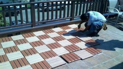Outdoor Flooring Market