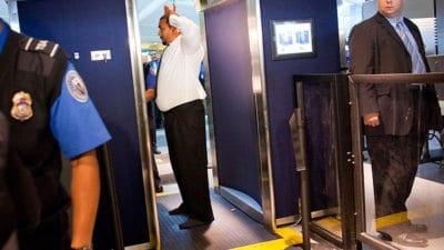 Airport full body scanner Market