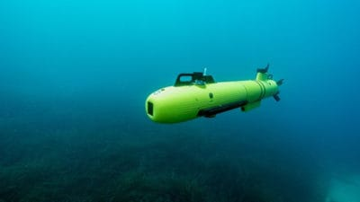 Autonomous Underwater Vehicle Market