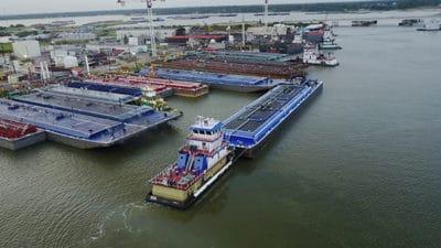 Barge Transportation Market