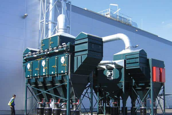 Global Industrial Dust Collector Market Size, Share Analysis 2027