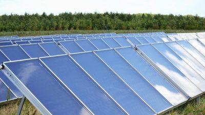 Solar Thermal Collectors Market
