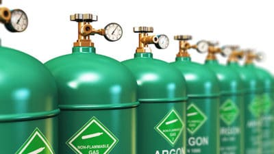 Argon Gas Market