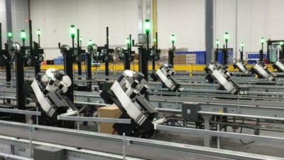 Automated Material Handling (AMH) Equipment Market
