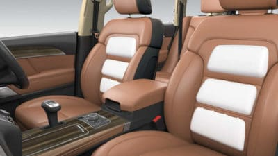 Automotive Ventilated Seats Market
