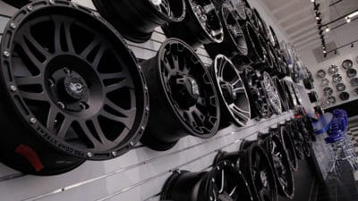 Automotive Wheel Market