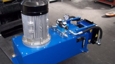 Hydraulic Power Unit Market