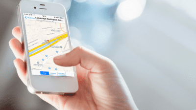 Mobile Location Based Services Market
