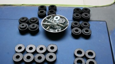 Automotive Bushing Market