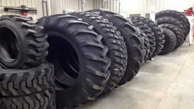 Farm Tire Market