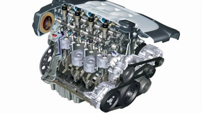 Internal Combustion Engine Market