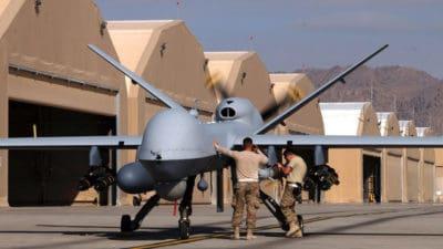 Military Drones Market