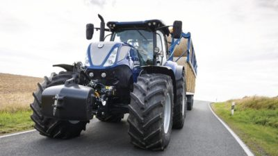 Agricultural Tractor Market