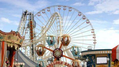 Amusement Park Market