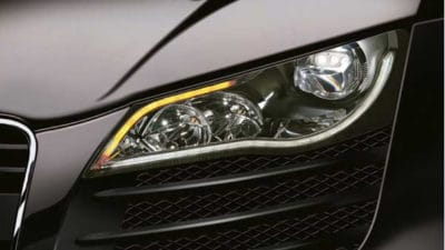 Automotive Adaptive Front Lighting Market
